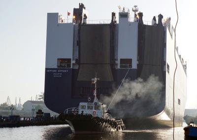 Neptune Odyssey Docking