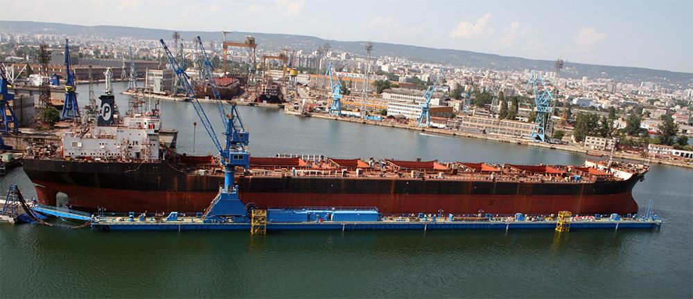Floating Dock 3