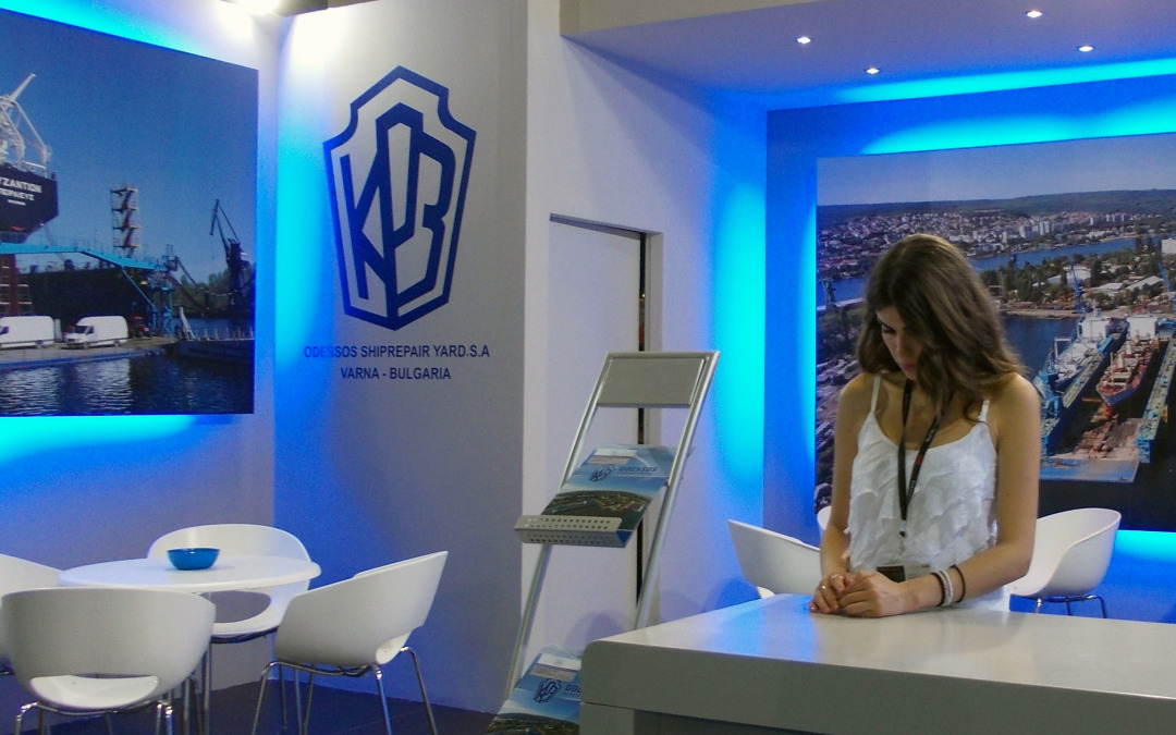 Odessos Shiprepair Yard S.A. takes part in the Posidonia 2014 exhibition
