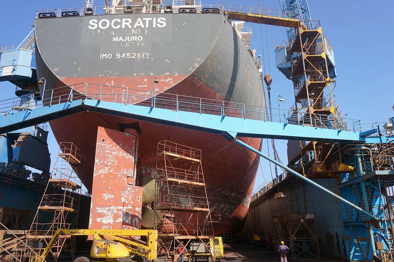 M/V Socratis
