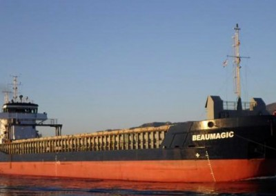 M/V BEAUMAGIC