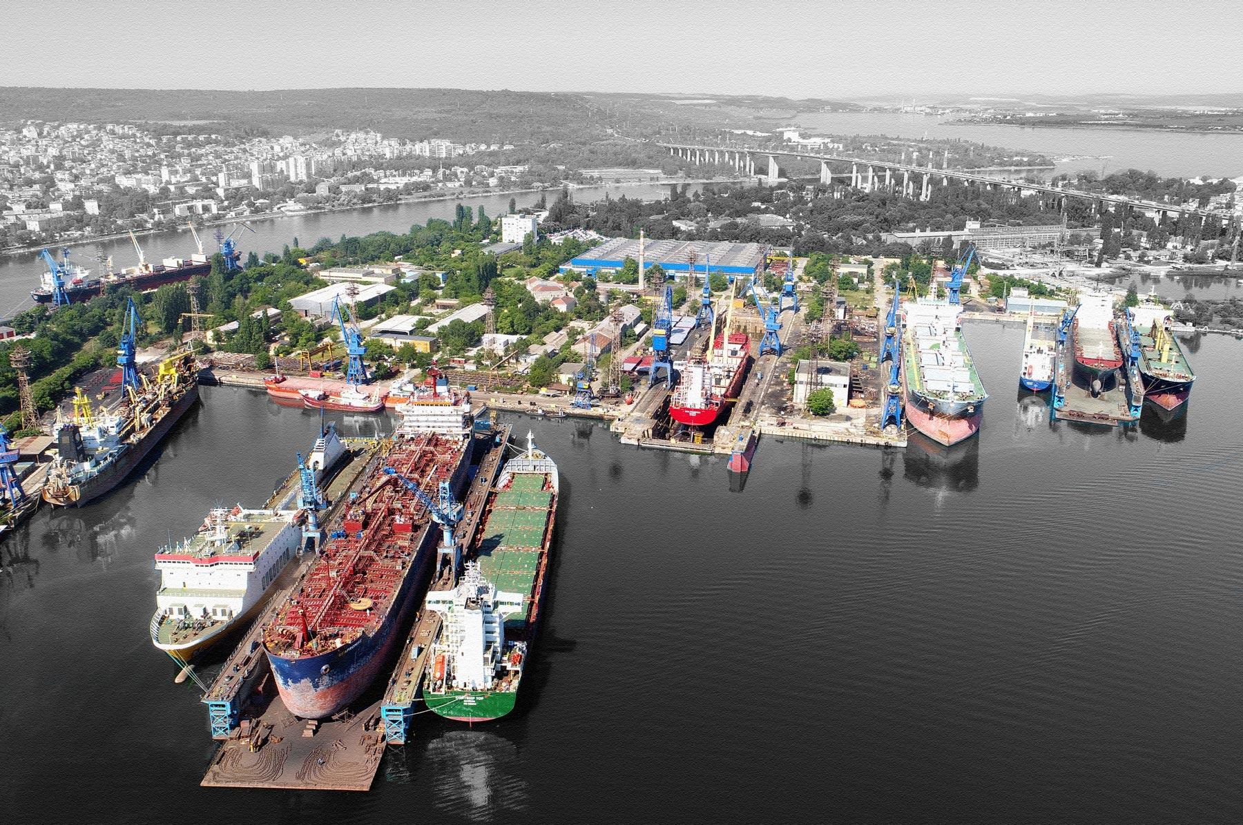 Odessos Shipyard