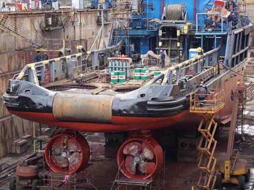 MV Lamnalco Magpie